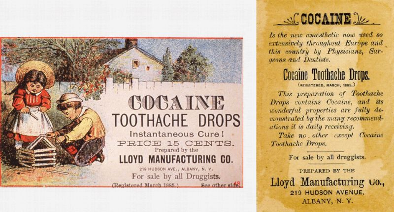 Old Fashioned Medications That Are Red