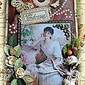Pour une Amie Chère à mon Coeur * Mai 2011