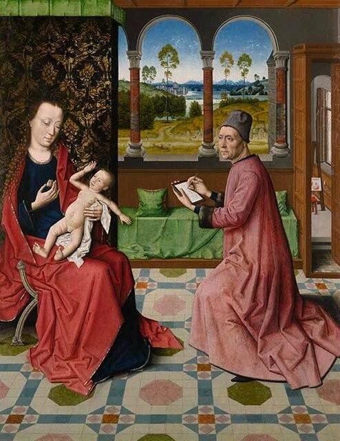 "Bowes Museum acquires ""St Luke Drawing the Virgin and Child"""