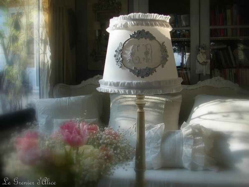le grenier d 39 alice shabby chic et romantique french decor part 9. Black Bedroom Furniture Sets. Home Design Ideas