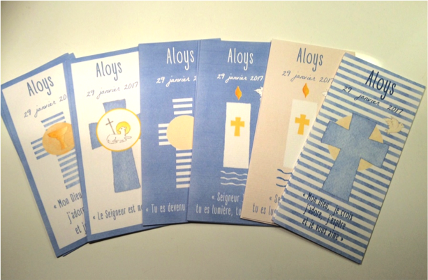 Signets de communion Aloys 290117