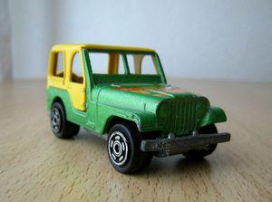Jeep 01 -Majorette- (1