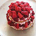 Le cas du birhday cake par mrs d