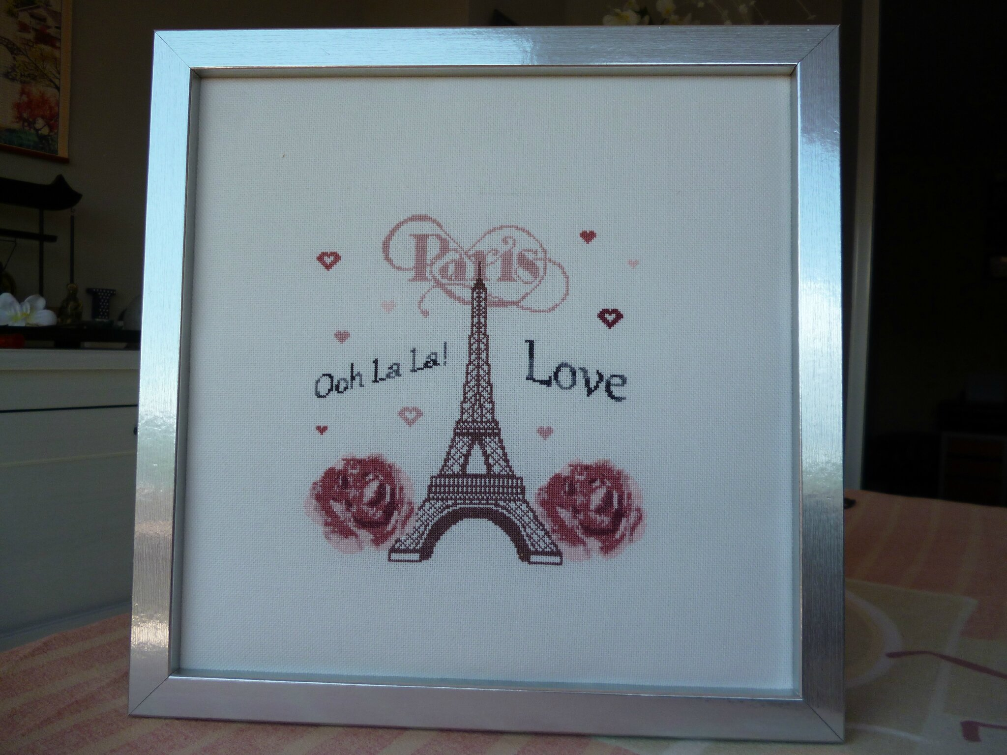 Oh la la I love Paris