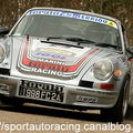 Rallye Paris-Nice automobile 2009.