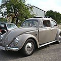 VOLKSWAGEN VW Coccinelle Ovale découvrable 1955 Hambach (1)
