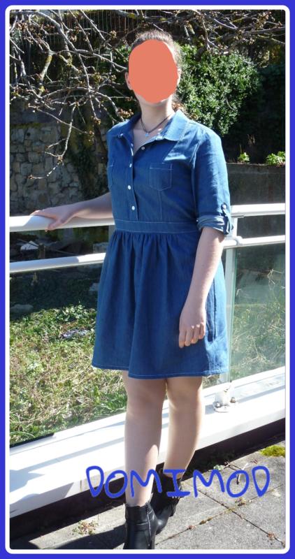robe céline mars 2016
