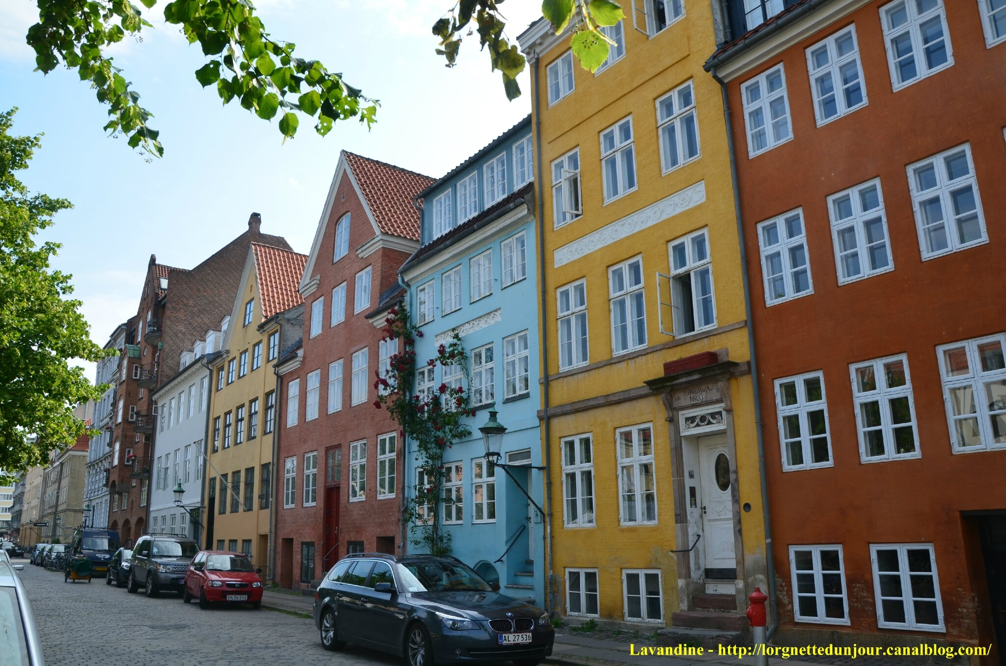 07/09/14 : Une Copenhague plus traditionnelle