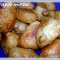 ACRAS DE MORUE (recette Babette FUZELLIER )