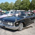 Ford galaxie 4door hardtop 1960