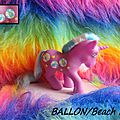 (020) G1 Poneys Rayon de Soleil / Sunshine ponies
