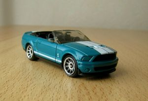 Shelby GT500 convertible -Matchbox- (1