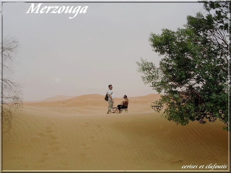 Merzouga : seuls au monde