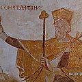 01 Constantin, Poitiers XIe s.Baptistère St Jean