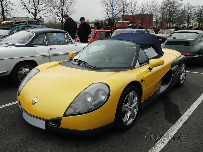 renault spider 1996 1999 a
