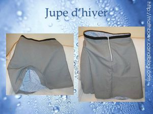 99 jupe hiver
