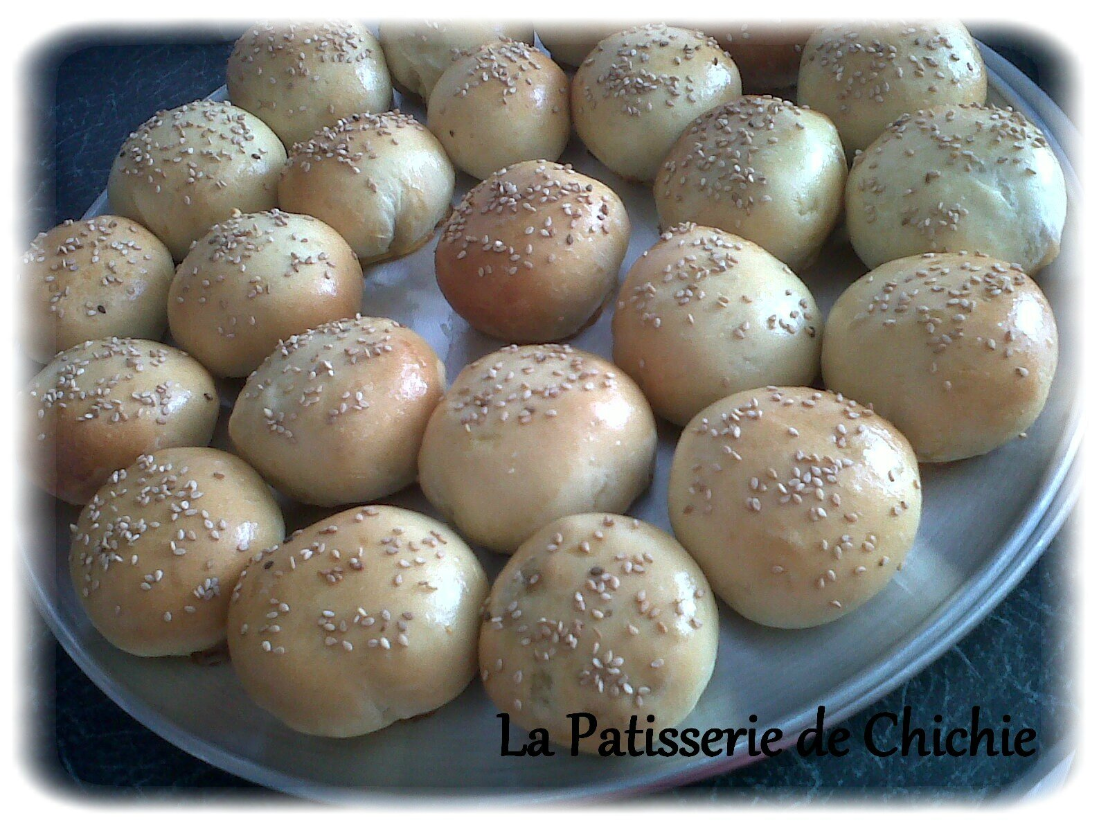 Petits pains farcis