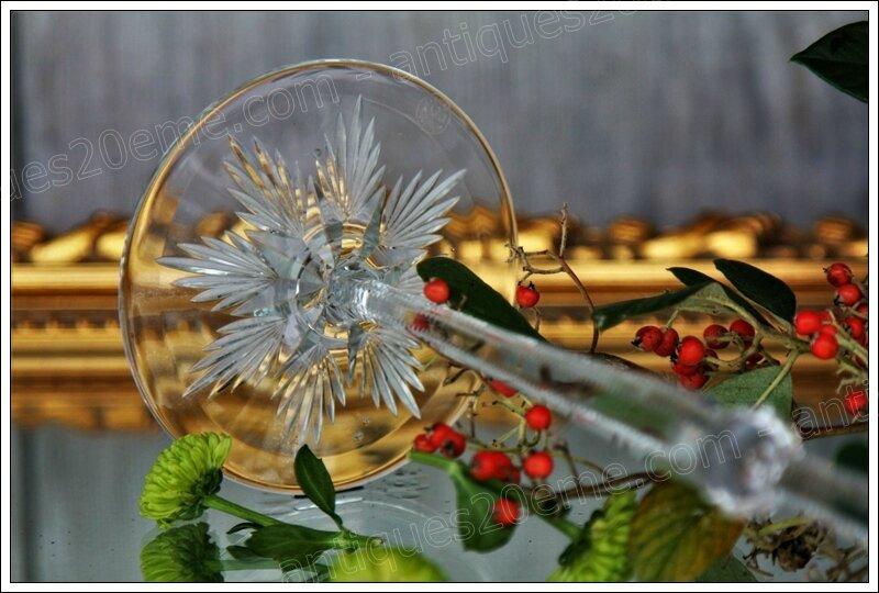 Verre à vin cristal Baccarat Tsar