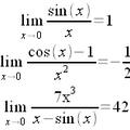Zéro divisé par zéro égalent ?...