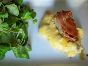 porc-bacon-polenta