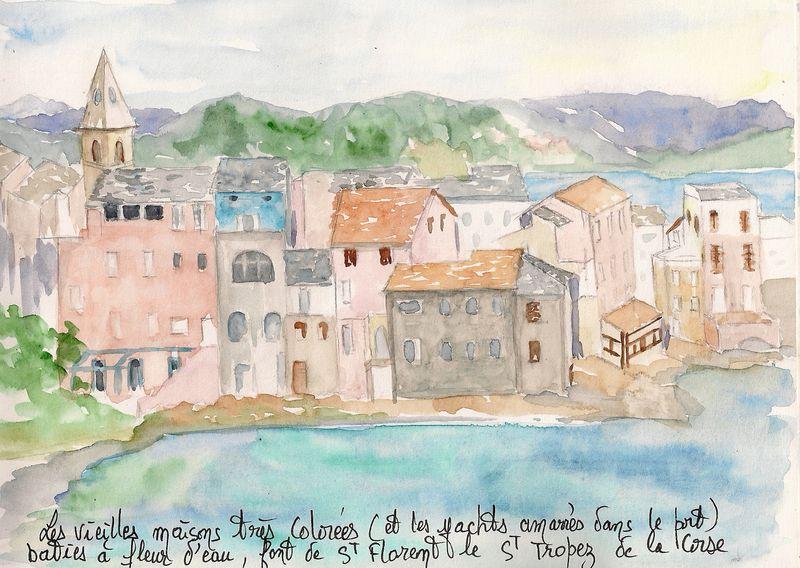 Corse - St Florent
