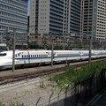 Shinkansen N700 à Tôkyô