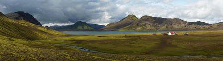 Panorama__Lac_Alfavatn