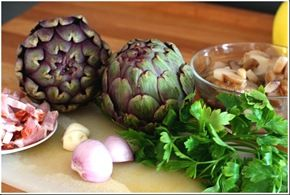 ingredientsartichautbarigoule