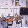 °oo bureau d'écolier oo°
