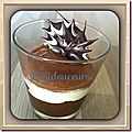 Mousse 3 chocolats