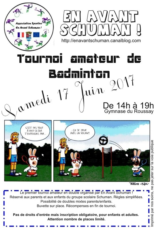tournoi BAD
