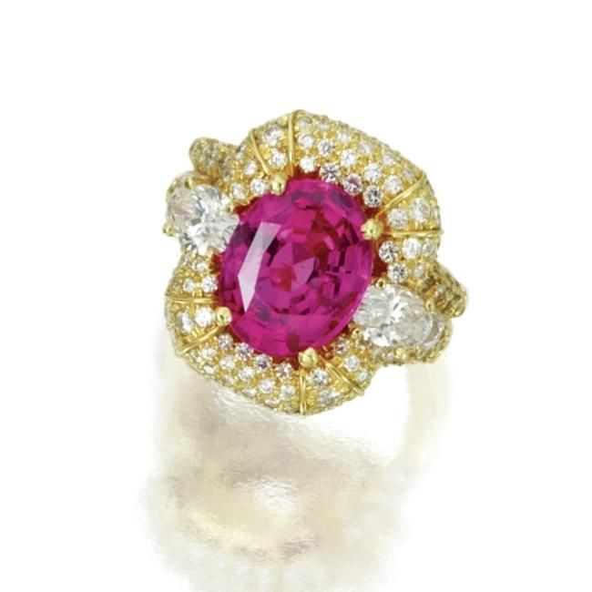 Sapphires Sotheby S Magnificent Jewels 20 Apr 10 New