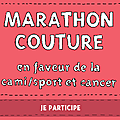 Marathon Couture en faveur de la CAMI Sports et Cancer