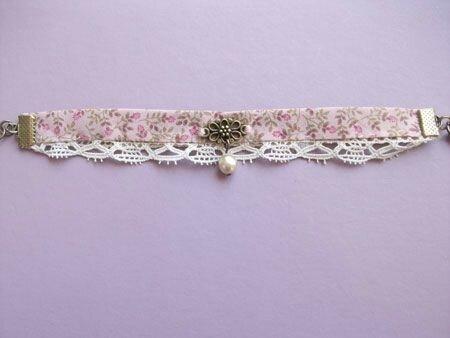 Célèbre Fabriquer Des Bracelets En Tissu. Affordable Un Bracelet Avec Un  NG88