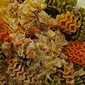 Spumoni aux fruits de mer céline