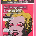 Expo in the city (Fr) 2015