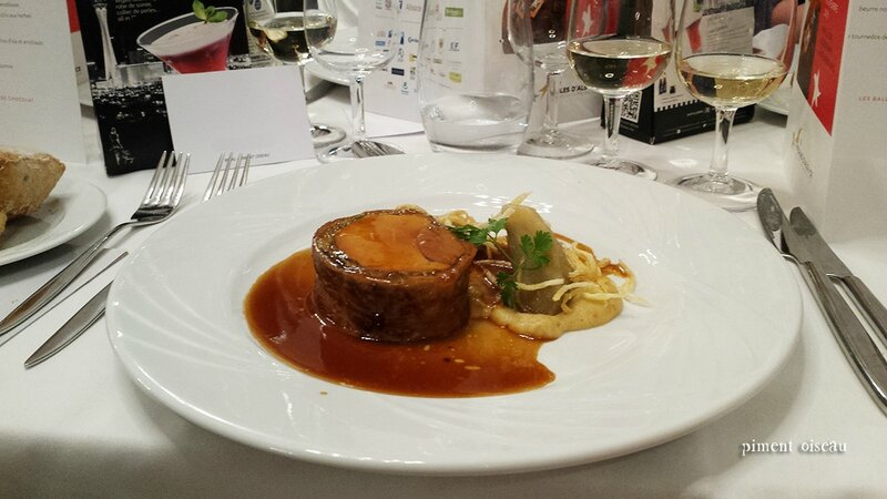 tournedos volaille