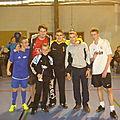Soirée Sportive au collège - janvier 2012