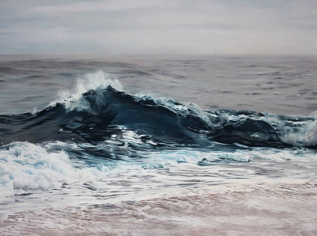 Pastel-Icebergs-by-Zaria-Forman-11-640x476