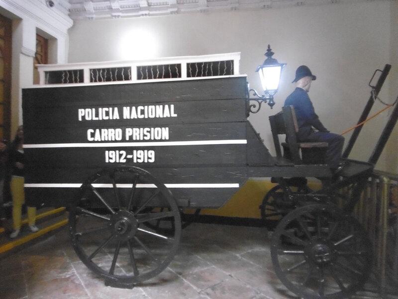 musée police Bogota (15)
