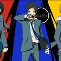 durarara trio dj 3