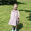 robe charleston portée
