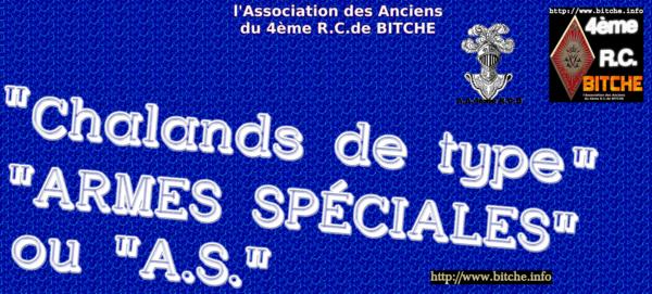 Chalands de type ARMES SPÉCIALES 02