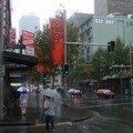03. Premieres photos de Sydney sous la pluie...