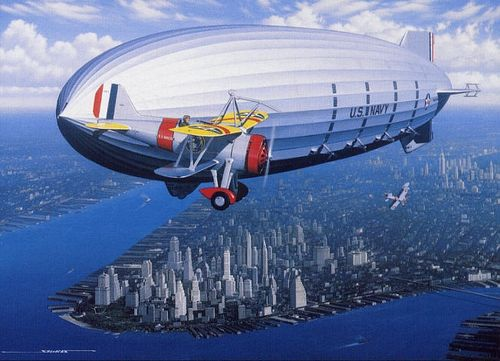Sparrowhawks of the USS Macon