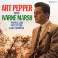Art Pepper With Warne Marsh - 1956 - Art Pepper With Warne Marsh (Contemporary)