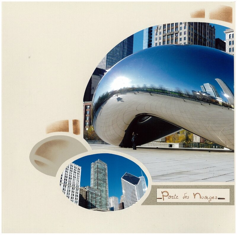the Cloud Gate page interieure gauche