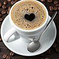 Un café et l'addition