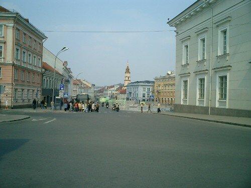 Rue de Vilnius
