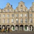 Arras, la Grand Place (62)